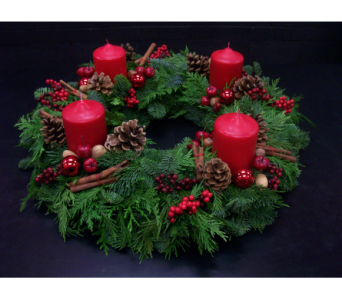 Advent Wreath  in Toronto ON, Ginkgo Floral Design