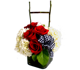 Alabama Touchdown Bouquet in Birmingham AL, Norton's Florist