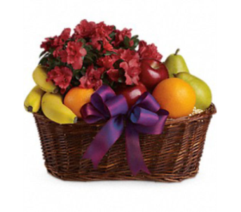 Fruits and Blooms Basket in Portland OR, Portland Florist Shop