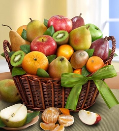 Gourmet Fruit Basket in Perrysburg & Toledo OH  OH, Ken's Flower Shops