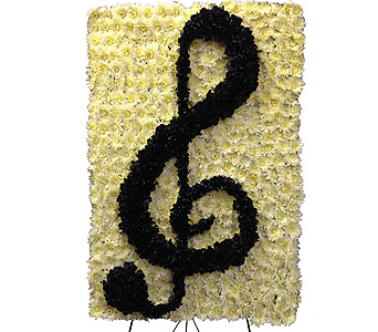 Musical Note in Randallstown MD, Raimondi's Funeral Flowers