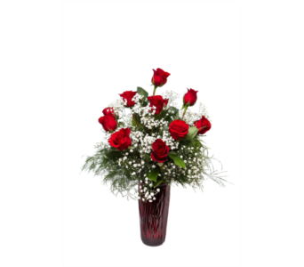 Heart's Desire Bouquet in Franklin IN, Bud and Bloom Florist