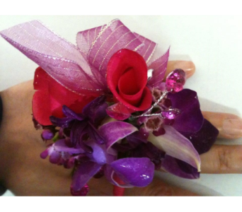 Ring Corsage in Macon GA, Lawrence Mayer Florist