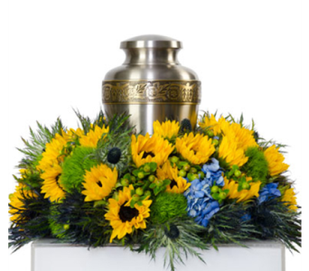 Sunflower Cremation in Randallstown MD, Raimondi's Funeral Flowers