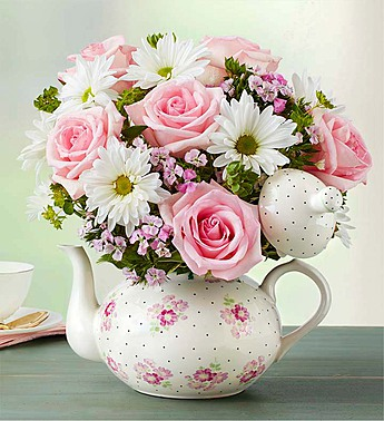 Mom's Tea Party by 1-800-flowers in Las Vegas NV, A French Bouquet