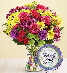 It's Your Day Thank you by 1800flowers in Las Vegas NV, A French Bouquet