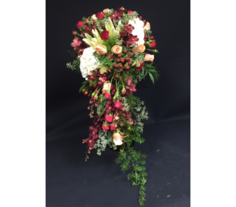 Fall Brides Bouquet in Portland OR, Portland Florist Shop