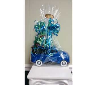 '48 Ford Snacks in Athens GA, Flower & Gift Basket
