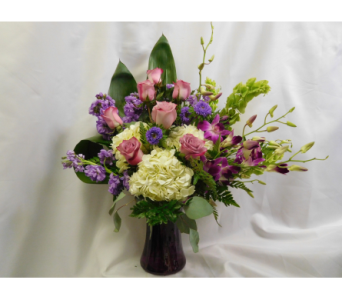 Purple Rain  in Henderson NV, Beautiful Bouquet Florist