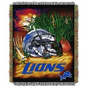 Detroit Lions Throw in Perrysburg & Toledo OH  OH, Ken's Flower Shops
