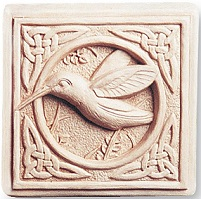 Celtic Hummingbird Plaque in Perrysburg & Toledo OH  OH, Ken's Flower Shops