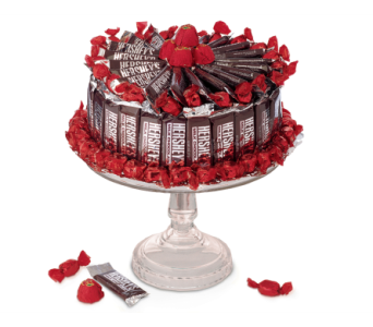 Black Forest Cake in San Angelo TX, Shirley's Floral Company