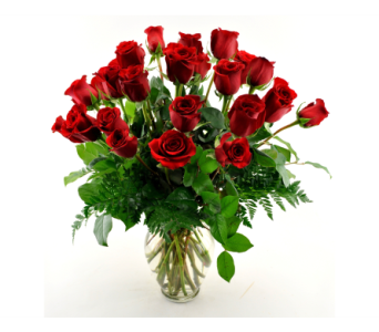 TWO DOZEN ROSES in Mesa AZ, Desert Blooms Floral Design