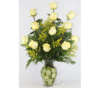 Citrus Roses Bouquet in Houston TX, Ace Flowers