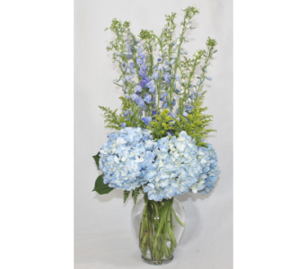 Blue Moon Bouquet  in Houston TX, Ace Flowers