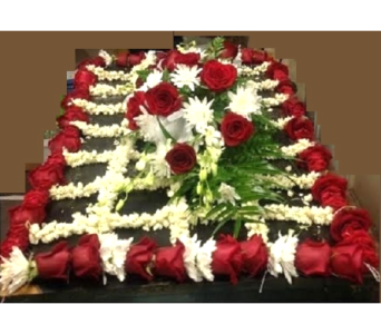 CASKET  BLANKET in North York ON, Aprile Florist