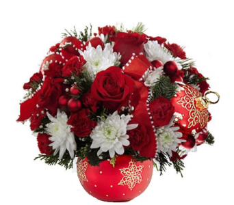 Greet The Season Bouquet in Birmingham AL, Norton's Florist