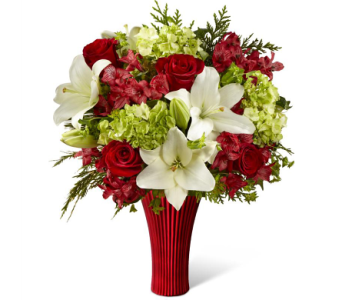 FTD� Holiday Celebrations� Bouquet in Birmingham AL, Norton's Florist