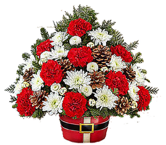 Holly Jolly Bouquet� in Birmingham AL, Norton's Florist