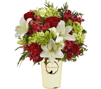 Merry Celebrations Bouquet in Birmingham AL, Norton's Florist