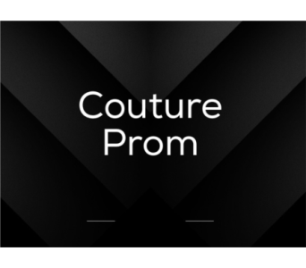 Couture Prom in Jonesboro AR, Posey Peddler