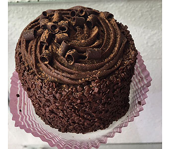 Dark Chocolate Buttermilk Cake in Portland OR, Portland Bakery Delivery