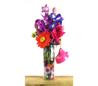 Mom Tervis Bottle Bouquet in Jonesboro AR, Posey Peddler