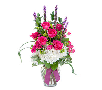 Plentiful Pink in Plantation FL, Plantation Florist-Floral Promotions, Inc.