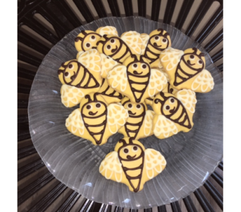 Bee Happy Cookies in Portland OR, Portland Bakery Delivery