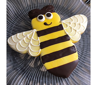 Large Bee Cookie in Portland OR, Portland Bakery Delivery