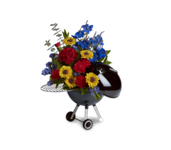 Weber Grill (Black) in Chattanooga TN, Chattanooga Florist 877-698-3303