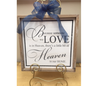 Love Picture in Brownsburg IN, Queen Anne's Lace Flowers & Gifts