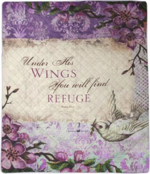 Under His Wings -Quilt in Perrysburg & Toledo OH  OH, Ken's Flower Shops