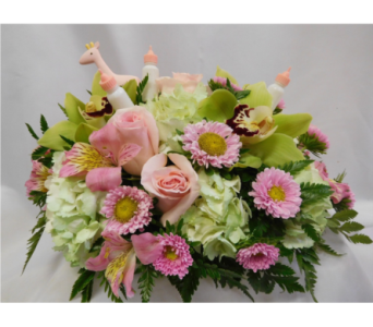 Welcome Little One in Henderson NV, Beautiful Bouquet Florist