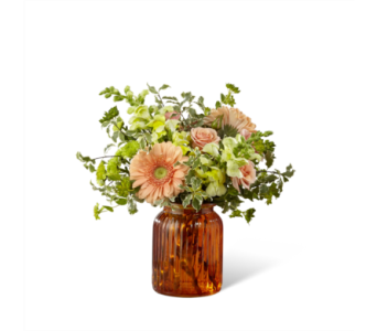 FTD G12 Peachy Keen Bouquet in Chicago IL, La Salle Flowers