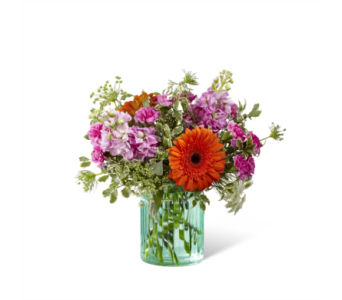 FTD G13 - Aqua Escape Bouquet in Chicago IL, La Salle Flowers