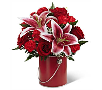 The FTD� Color Your Day with Radiance in San Antonio TX, Dusty's & Amie's Flowers