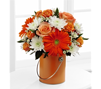 The FTD� Color Your Day With Laughter Bouquet in San Antonio TX, Dusty's & Amie's Flowers
