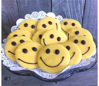 Smile Cookies in Portland OR, Portland Bakery Delivery
