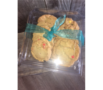 Dz M&M Large Cookies in Portland OR, Portland Bakery Delivery