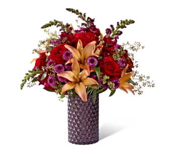 The FTD� Autumn Harvest Bouquet by Vera Wang in San Antonio TX, Dusty's & Amie's Flowers