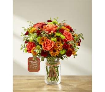 The FTD� Many Thanks Bouquet by Hallmark in San Antonio TX, Dusty's & Amie's Flowers