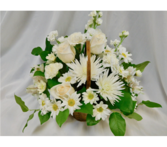 Soft White Basket  in Henderson NV, Beautiful Bouquet Florist