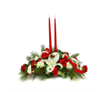 Christmas Elegance in Franklin IN, Bud and Bloom Florist