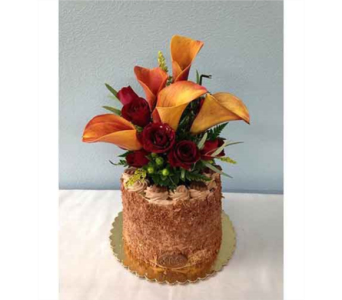 Fall Cake in Portland OR, Portland Bakery Delivery