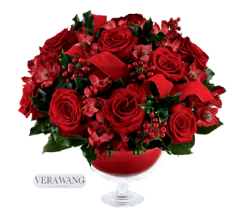 The FTD� Holiday Peace� Bouquet by Vera Wang in Birmingham AL, Norton's Florist