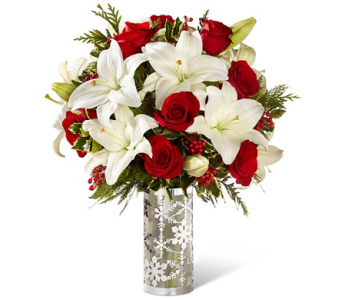 Holiday Elegance Bouquet in Birmingham AL, Norton's Florist