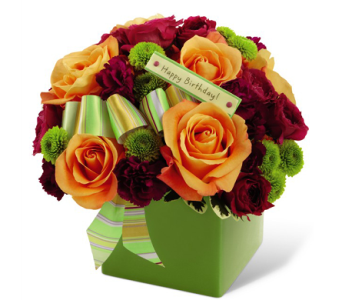 Birthday Bouquet by FTD in Birmingham AL, Norton's Florist