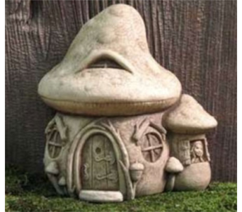 Mushroom Fairy Cottage in Perrysburg & Toledo OH  OH, Ken's Flower Shops