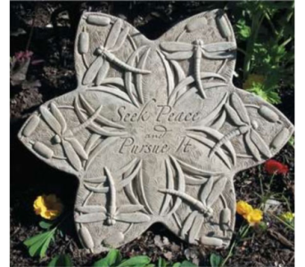 Dragonfly Stepping Stone in Perrysburg & Toledo OH  OH, Ken's Flower Shops
